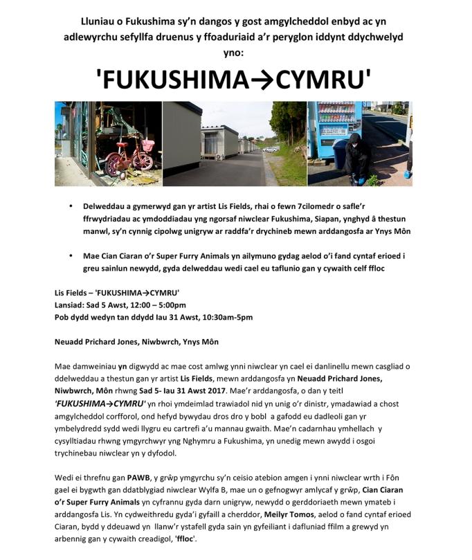 Microsoft Word - PR-Welsh-FUKUSHIMA - CYMRU TERFYNOL[23058430092